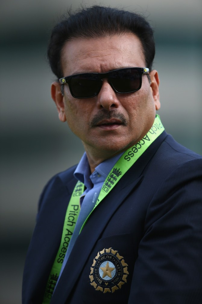 Shastri seems to be convinced that Fletcher is the right man for the job