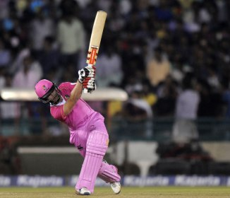 Williamson smashed seven boundaries and a six during his match-winning knock of 52