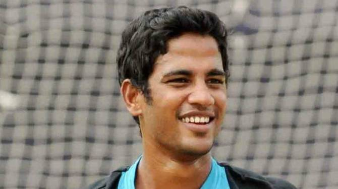 Ali was the only uncapped player in Bangladesh's squad