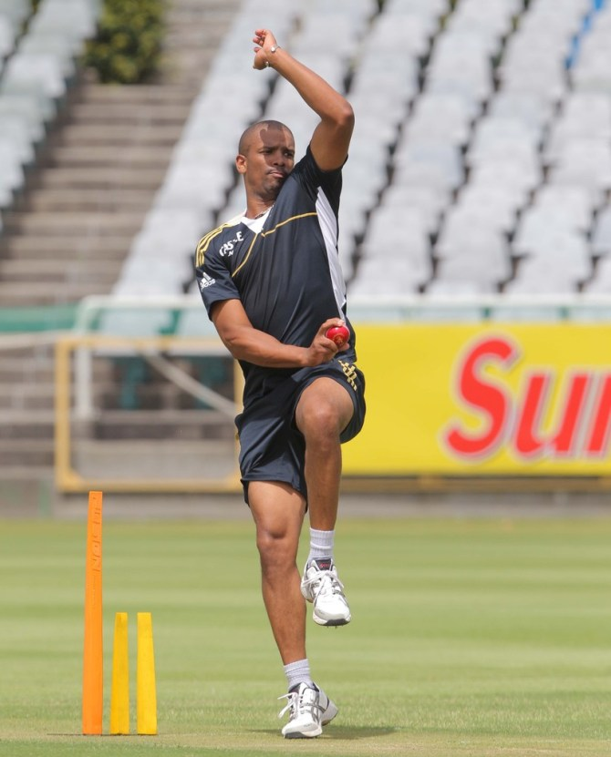 Philander is expected to make a full recovery before the Cape Cobras play their first CLT20 match