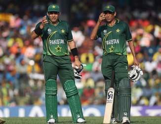 Yousuf still blames ul-Haq and Khan for Pakistan's semi-final loss to India in the 2011 World Cup