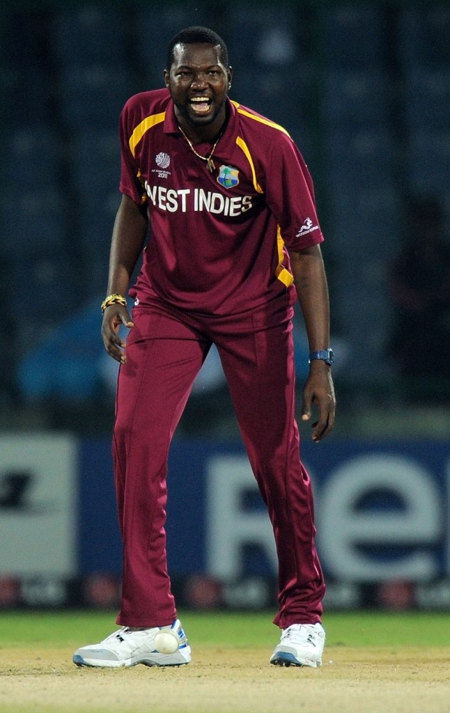 Benn's last ODI came against India in the 2011 World Cup