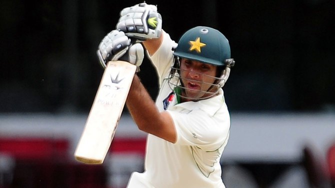 Umar's last Test for Pakistan came against Sri Lanka in July 2012