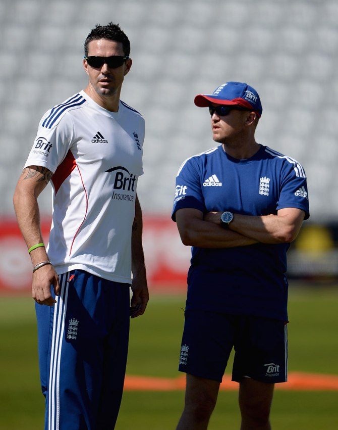 Pietersen was not afraid to criticise Flower during his tenure as head coach