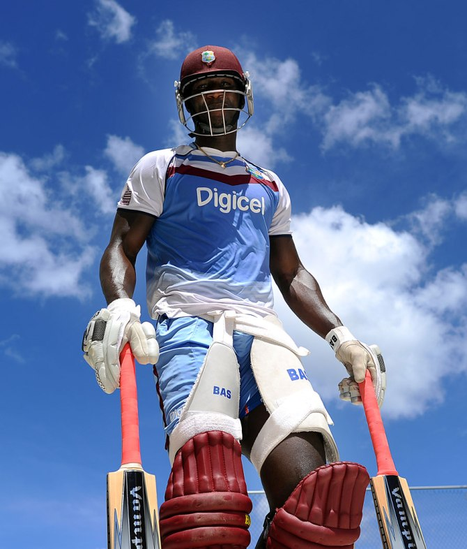 """""""No regrets, I am just happy to still be playing one-day and T20s for West Indies"""""""