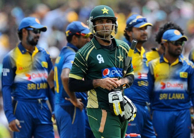 Hafeez split the webbing between the thumb and index finger on his left hand