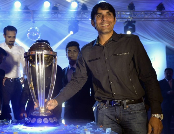 Ul-Haq has said that he will only captain Pakistan in the World Cup if he regains his touch with the bat