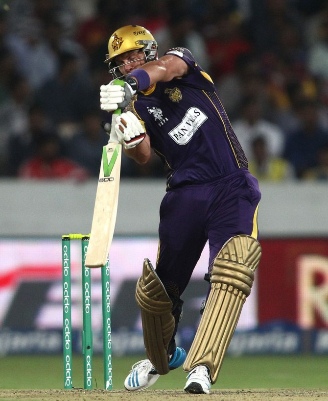 Kallis led Kolkata to their first CLT20 final with his match-winning innings of 54