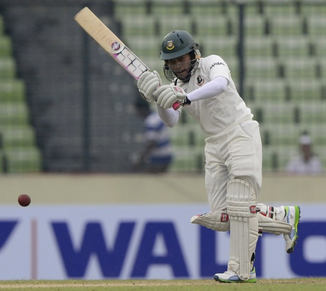 Rahim's excellent form with the bat continued