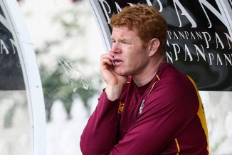 """""""I am honoured to continue to coach this group of men, and proud that the organisation have seen fit to extend my contract ahead of time"""""""