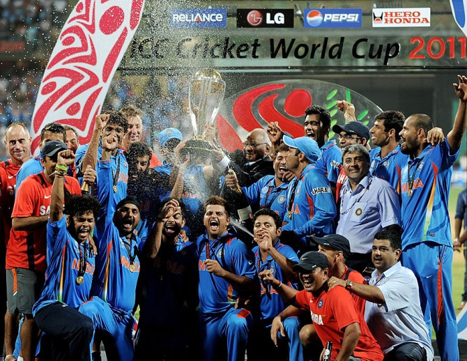 Fleming believes India will not retain the World Cup