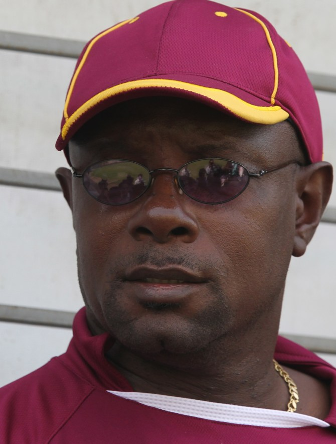 """""""Sir Richie Richardson has not been removed as Team Manager of the West Indies Team"""""""