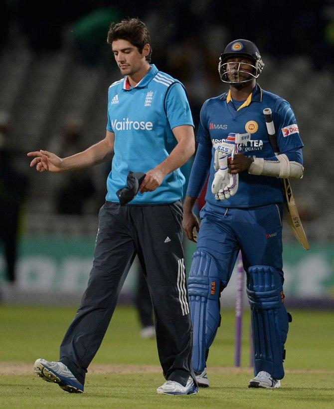 """I think we owe you (Sri Lanka) a little bit of revenge"""