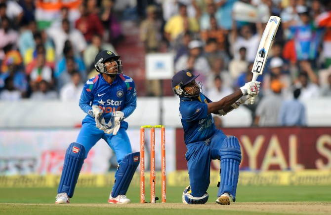 Even though his innings of 118 went in vain, Jayawardene was named Man of the Match