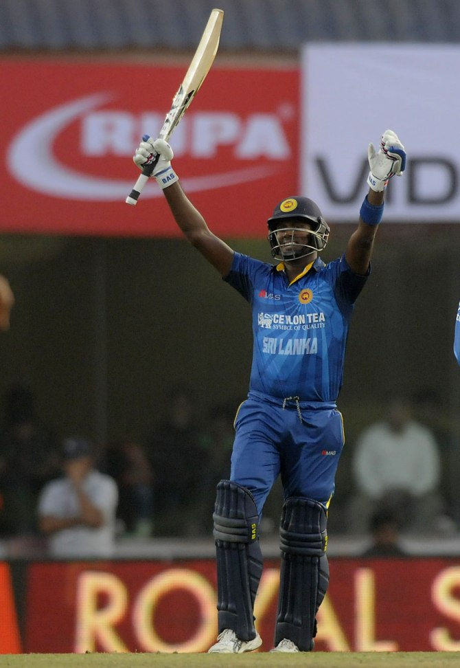 Mathews was named Man of the Match for his career-best knock of 139