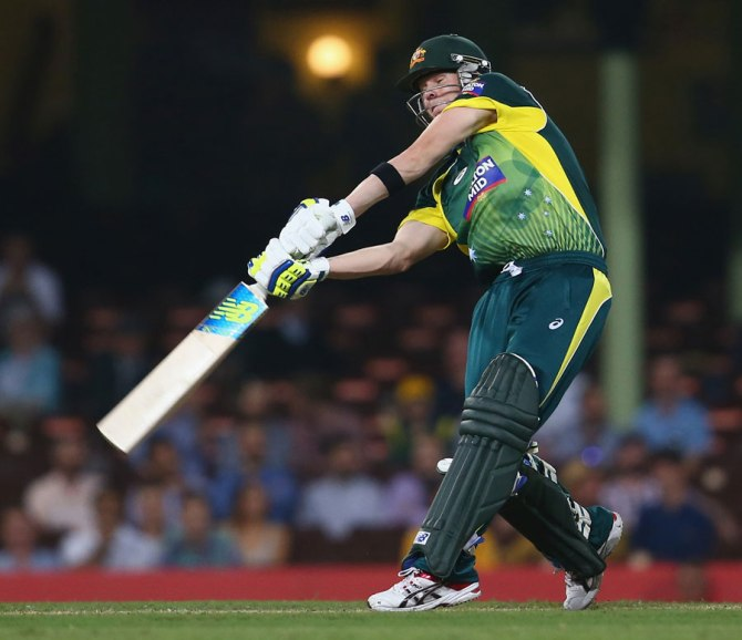 """His current prognosis is that he is likely to be fit to play in the first Test in Brisbane in the middle of next week"""