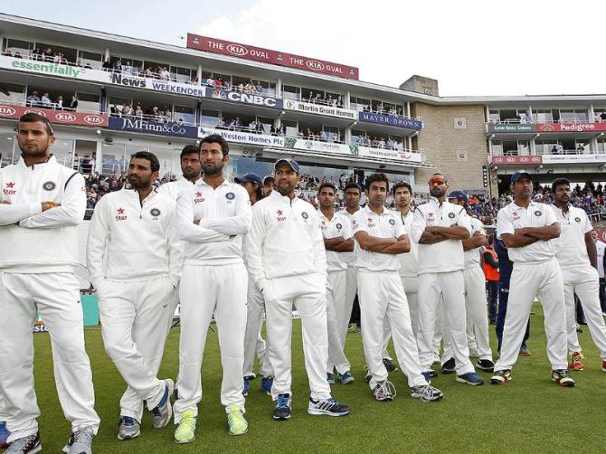 None of the Indian players will be allowed to eat beef or pork