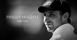 Hughes' funeral will be held in his hometown on Macksville on December 3