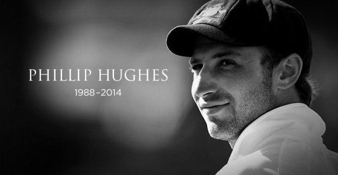 Hughes' funeral will be held in his hometown on Macksville on December 3