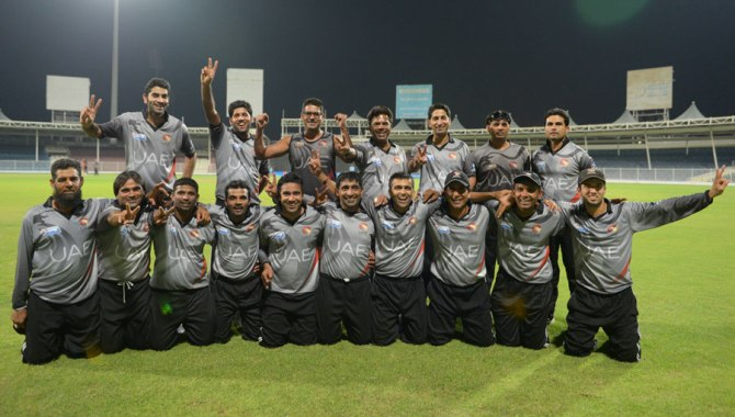 Shahzad and Farooq were reported following the United Arab Emirates' eight-wicket win over Afghanistan