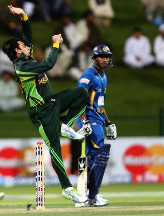 Ajmal's participation in the World Cup depends on whether he passes the biomechanics test