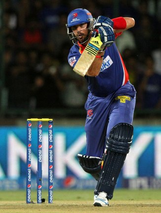 Under Pietersen's captaincy, the Daredevils finished at the bottom of the points table in the 2014 IPL