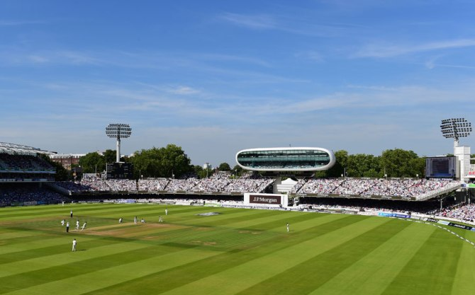 The 1975, 1979, 1983 and 1999 World Cup finals were all played at Lord's