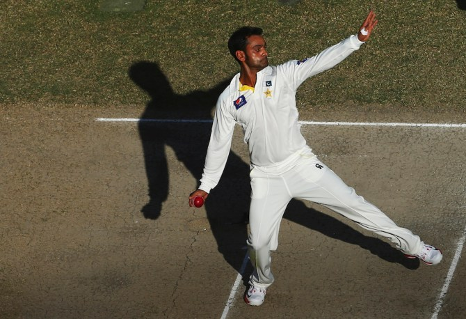 """We are sending Hafeez to a biomechanics lab in Chennai for unofficial testing and remodelling of his action"""