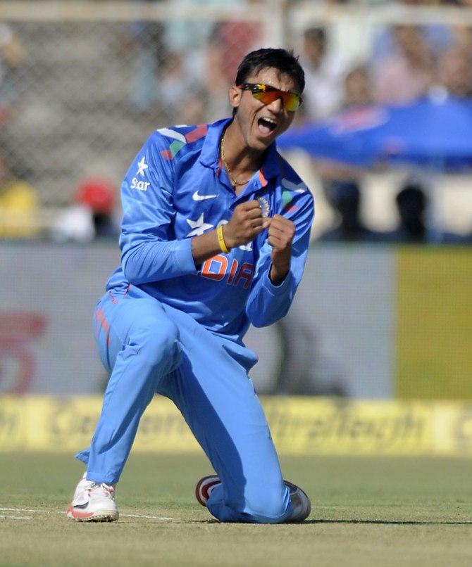 Patel has yet to make his Test debut
