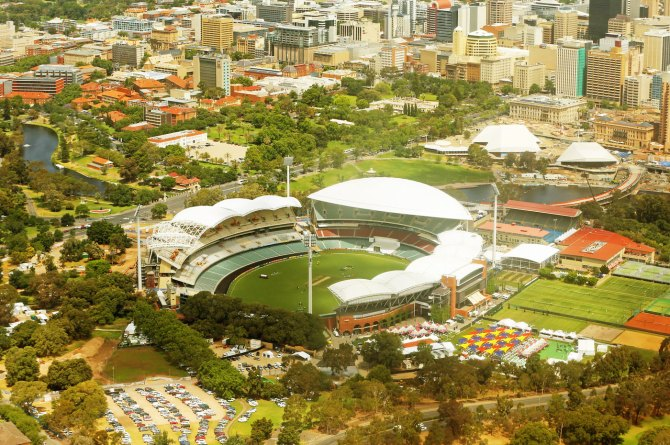 The first Test will be held at the Adelaide Oval on December 9