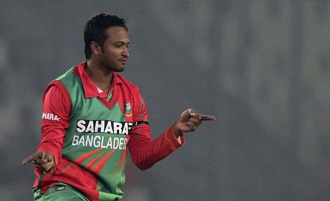 Al Hasan is now allowed to play in all domestic Twenty20 tournaments