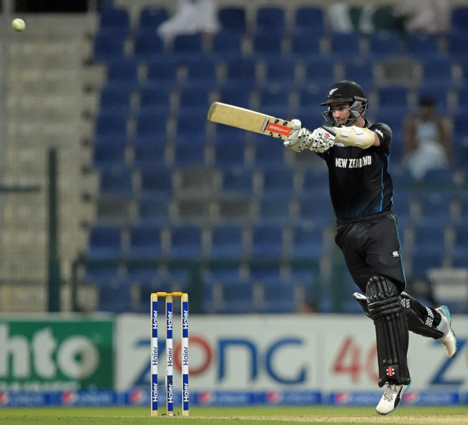 Williamson was named Man of the Match for his spectacular century