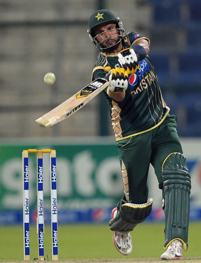 Afridi was one of five players to be issued a show-cause notice by the PCB