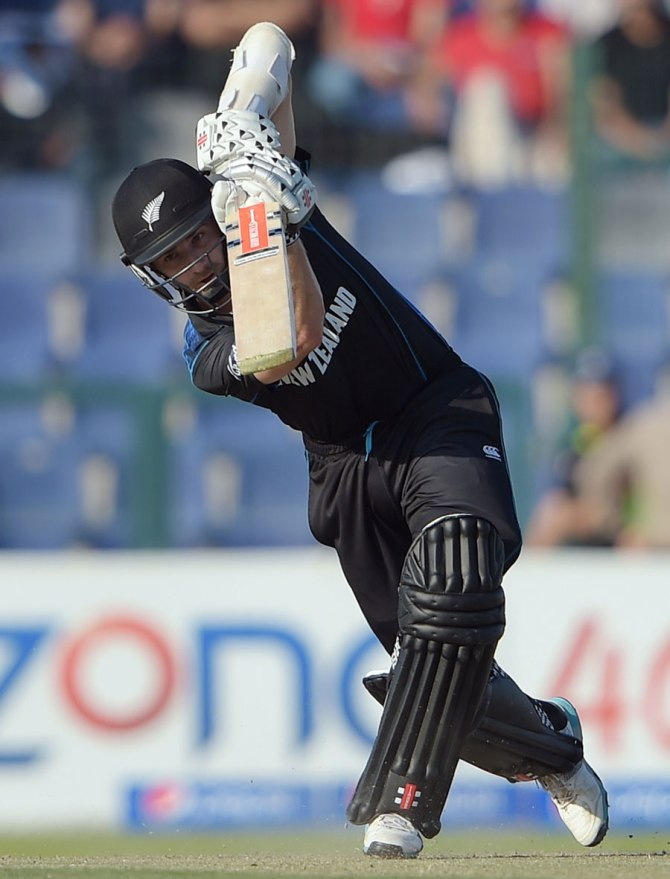 Williamson's magnificent form with the bat continued