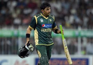 Ul-Haq was fined 15 per cent of his match fee