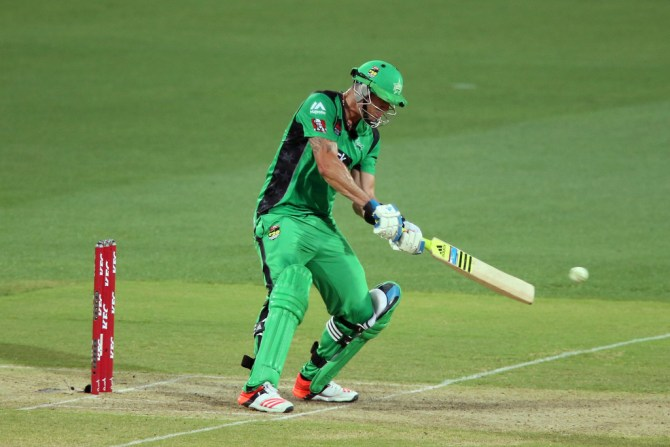 """One thing that I really love about him in the Big Bash League is his innovation"""