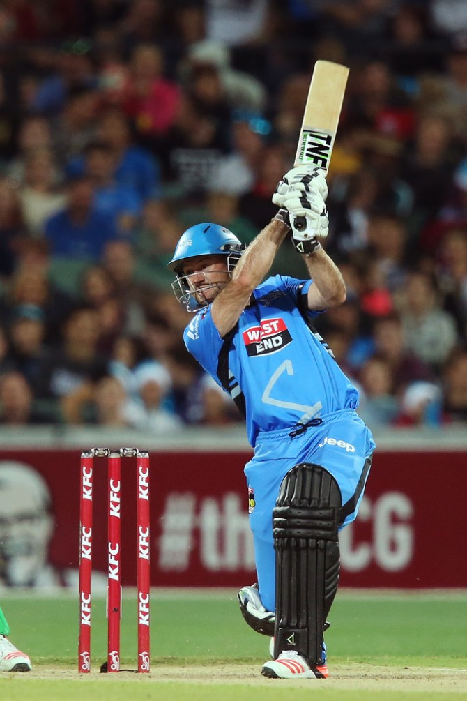 Ludeman only took 18 balls to bring up his half-century