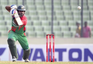 """""""There are no centuries for Bangladesh in the World Cup so I hope I can be the first to do that"""""""