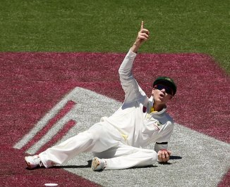 Smith claimed that the Spidercam obstructed his line of sight when he dropped Rahul