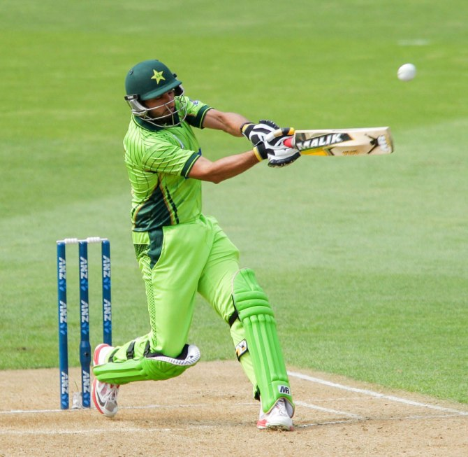 Afridi made an entertaining 67