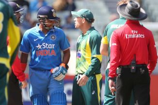 Twelve cricketers have been charged for disrespectful behaviour over the last three to four months