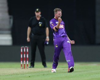 Reed finished with a career-best 4-11 off four overs