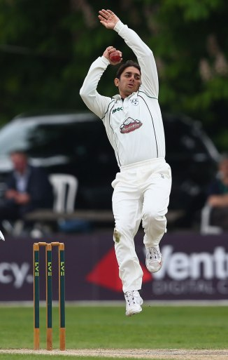 Ajmal represented Worcestershire in nine County Championship matches last season and took 63 wickets at an average of 16.47