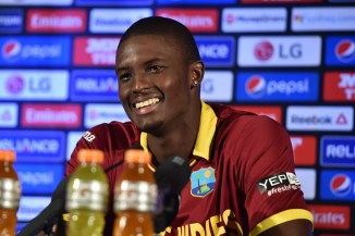 """""""I will try my best to help him along and also encourage the team to help him along because captaining the West Indies is a very, very tough job"""""""