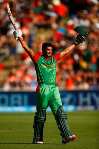 Mahmudullah's career-best knock of 128 went in vain