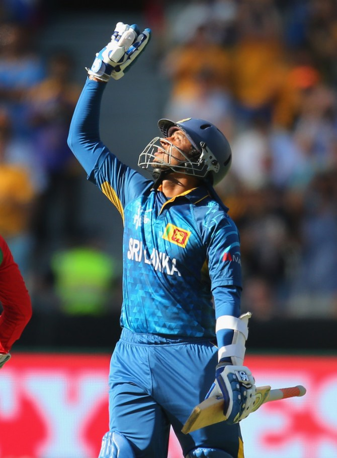 Dilshan made a career-best 161 and took two wickets as well