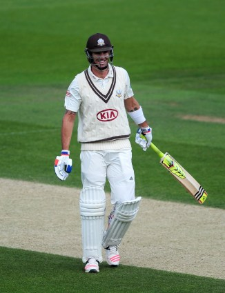 Pietersen scored a career-best 355 not out against Leicestershire last month