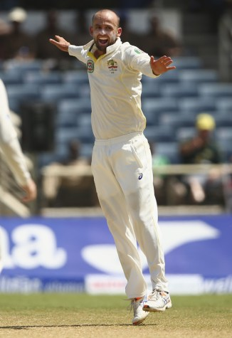 Lyon has become Australia's most successful off-spinner in Test history