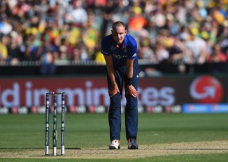 Broad is one of five key players that have been rested for the ODI series