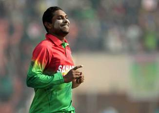 Gazi's last Twenty20 International for Bangladesh came against Australia in April 2014